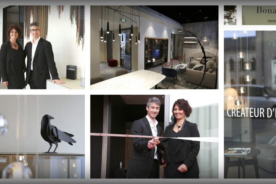 Inauguration de la nouvelle agence BonapArte