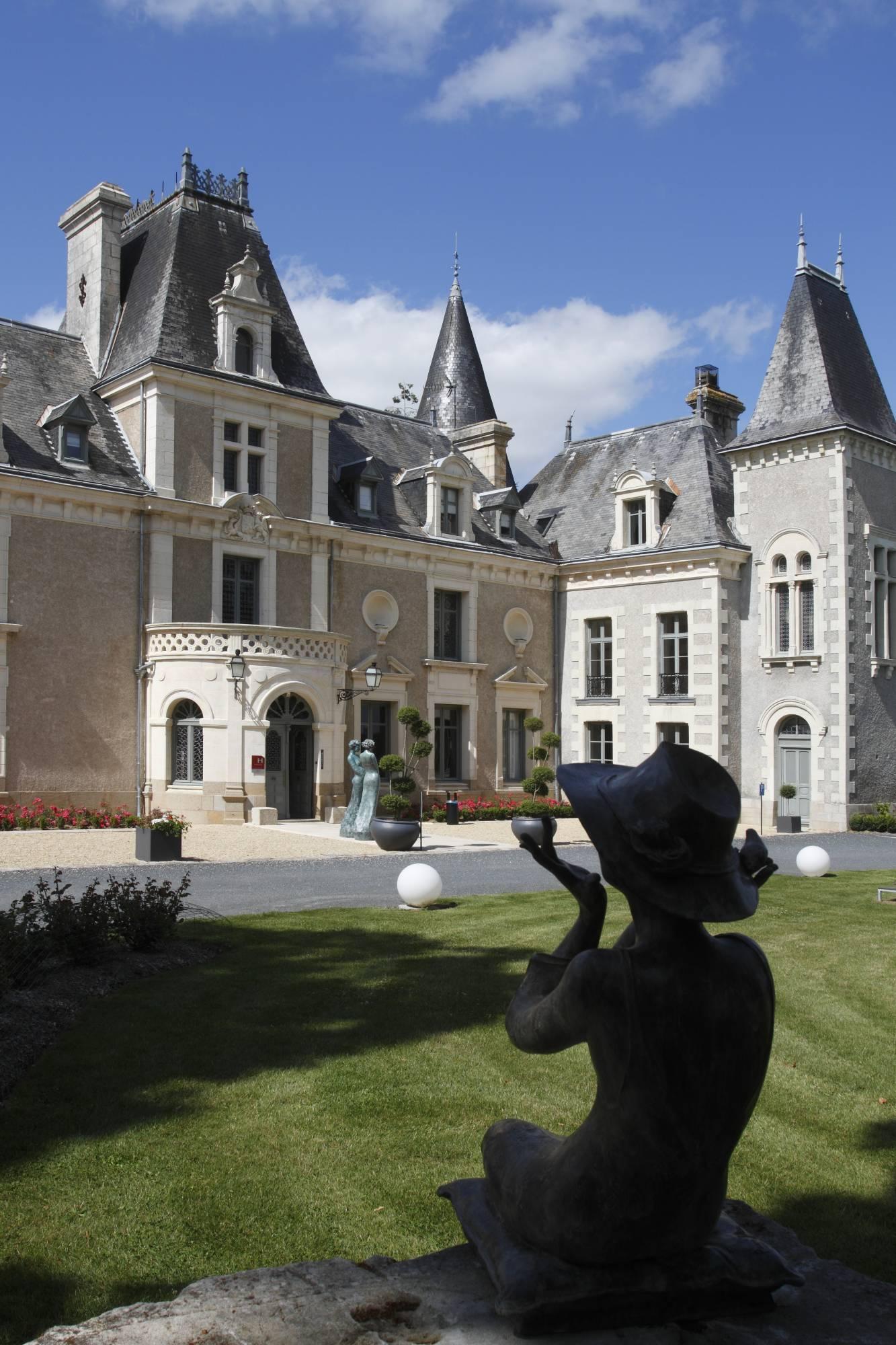 Château de la Barbinière Saint-Laurent-sur-Sèvre
